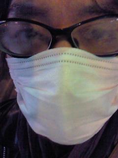 マスクとメガネ